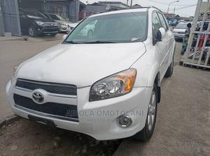 Toyota RAV4 2010 2.5 Limited 4x4 White | Cars for sale in Lagos State, Surulere