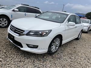 Honda Accord 2014 White | Cars for sale in Abuja (FCT) State, Gwarinpa
