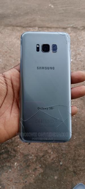 Samsung Galaxy S8 Plus 64 GB Silver | Mobile Phones for sale in Abuja (FCT) State, Jabi