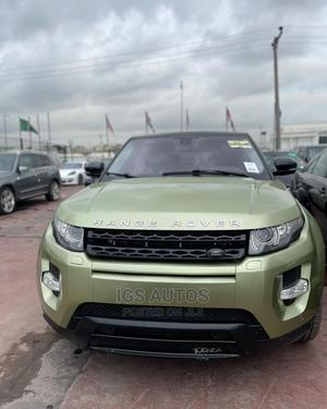 Land Rover Range Rover Evoque 2013 Pure AWD 5-Door Green | Cars for sale in Lagos State, Lekki