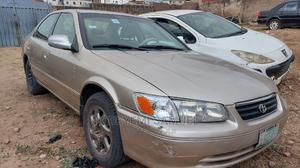 Toyota Camry 2001 Gold | Cars for sale in Lagos State, Ifako-Ijaiye