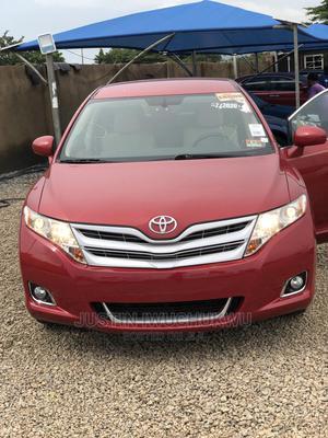 Toyota Venza 2010 V6 AWD Red   Cars for sale in Abuja (FCT) State, Garki 2