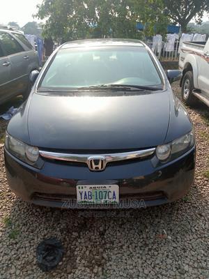 Honda Civic 2008 Black | Cars for sale in Abuja (FCT) State, Garki 1