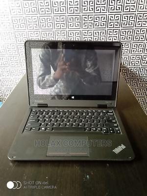 Laptop Lenovo ThinkPad Yoga 4GB Intel Celeron HDD 320GB   Laptops & Computers for sale in Lagos State, Ikorodu