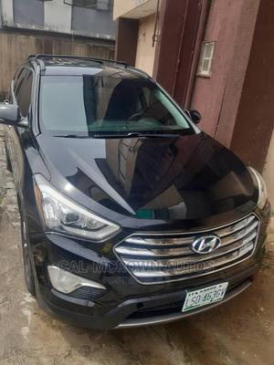 Hyundai Santa Fe 2014 Black | Cars for sale in Lagos State, Abule Egba