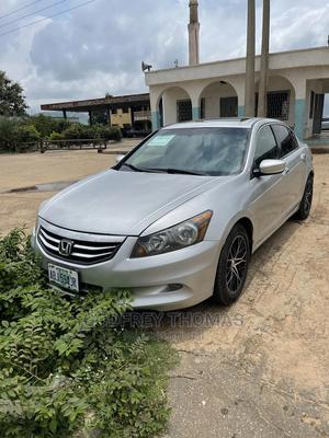 Honda Accord 2011 Coupe EX-L Silver | Cars for sale in Abuja (FCT) State, Kubwa