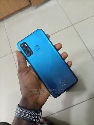 Infinix Hot 9 64 GB Blue   Mobile Phones for sale in Abuja (FCT) State, Wuse 2