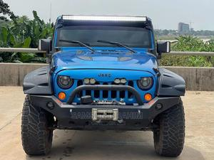Jeep Wrangler 2013 Blue   Cars for sale in Kaduna State, Kaduna / Kaduna State