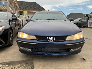 Peugeot 406 2003 Blue   Cars for sale in Abuja (FCT) State, Wuye