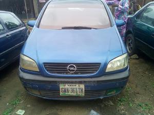 Opel Zafira 2000 Snowtrekker Blue | Cars for sale in Niger State, Suleja