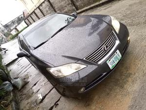 Lexus ES 2008 350 Black | Cars for sale in Rivers State, Port-Harcourt