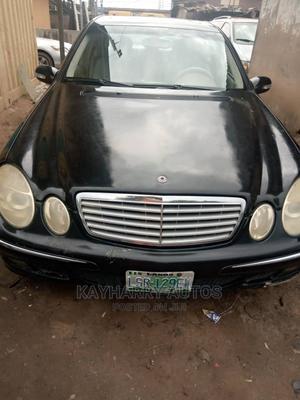 Mercedes-Benz E320 2006 Black   Cars for sale in Lagos State, Ifako-Ijaiye