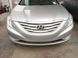 Hyundai Sonata 2013 Silver   Cars for sale in Lagos State, Yaba