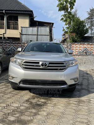 Toyota Highlander 2012 Limited Silver | Cars for sale in Lagos State, Lekki