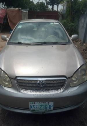 Toyota Corolla 2005 Gold | Cars for sale in Lagos State, Kosofe