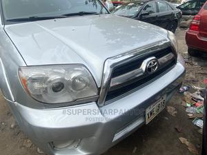 Toyota 4-Runner 2006 Sport Edition 4x4 V6 Silver | Cars for sale in Lagos State, Amuwo-Odofin