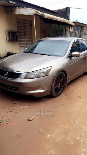 Honda Accord 2008 2.4 EX Automatic Gold | Cars for sale in Lagos State, Ikeja