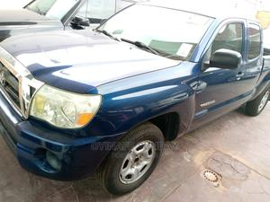 Toyota Tacoma 2008 4x4 Access Cab Blue   Cars for sale in Lagos State, Yaba