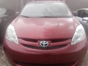 Toyota Sienna 2008 LE AWD Red   Cars for sale in Lagos State, Ogba