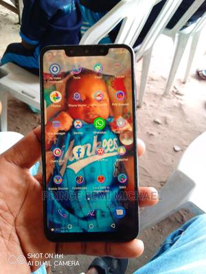 Infinix Hot 7 Pro 32 GB Black   Mobile Phones for sale in Lagos State, Badagry