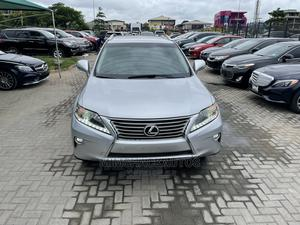 Lexus RX 2015 350 FWD Silver   Cars for sale in Lagos State, Lekki