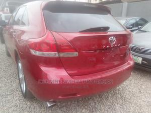 Toyota Venza 2010 AWD Red | Cars for sale in Lagos State, Ogba