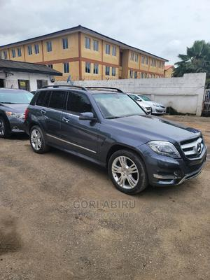 Mercedes-Benz GLK-Class 2015 Gray | Cars for sale in Lagos State, Ikeja