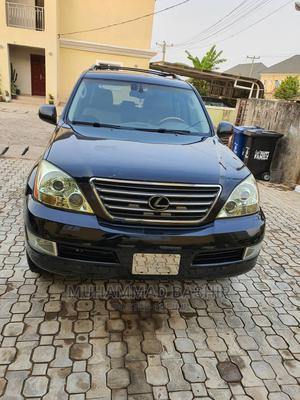 Lexus GX 2004 470 Black   Cars for sale in Abuja (FCT) State, Gwarinpa