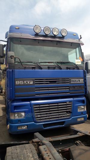 Tokunbo DAF 95 XF HEAD Trailer | Trucks & Trailers for sale in Lagos State, Amuwo-Odofin