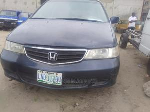 Honda Odyssey 1999 2.3 4WD Blue | Cars for sale in Lagos State, Amuwo-Odofin