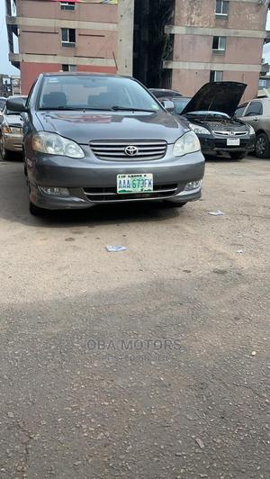 Toyota Corolla 2003 Gray   Cars for sale in Oyo State, Oluyole