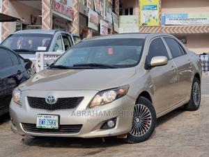 Toyota Corolla 2008 Gold | Cars for sale in Abuja (FCT) State, Gwarinpa