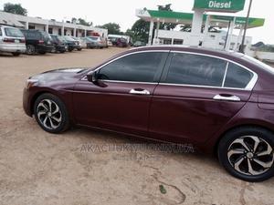 Honda Accord 2008 Red | Cars for sale in Abuja (FCT) State, Gwagwalada