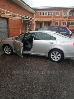 Lexus ES 2008 350 Silver | Cars for sale in Abuja (FCT) State, Wuye