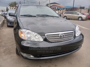 Toyota Corolla 2006 1.6 VVT-i Black | Cars for sale in Lagos State, Ikeja