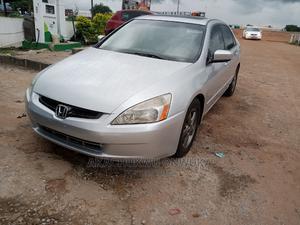 Honda Accord 2005 Silver | Cars for sale in Abuja (FCT) State, Gwagwalada