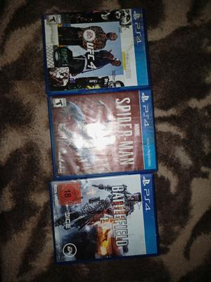 Ps4 Disc Games | Video Games for sale in Osun State, Oriade