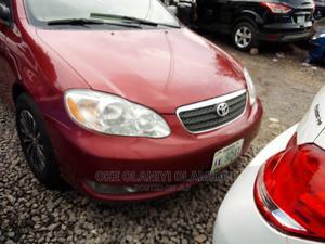 Toyota Corolla 2005 Red | Cars for sale in Abuja (FCT) State, Garki 2