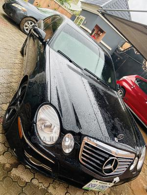 Mercedes-Benz E350 2008 Black | Cars for sale in Abuja (FCT) State, Asokoro