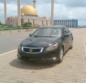 Honda Accord 2008 Black | Cars for sale in Abuja (FCT) State, Central Business District