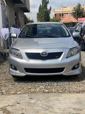 Toyota Corolla 2012 Silver | Cars for sale in Abuja (FCT) State, Garki 1