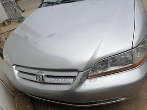 Honda Accord 2000 Coupe Silver   Cars for sale in Lagos State, Abule Egba