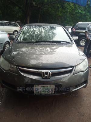 Honda Civic 2008 Gray | Cars for sale in Abuja (FCT) State, Gaduwa