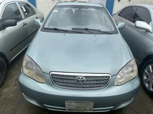 Toyota Corolla 2005 Green   Cars for sale in Lagos State, Ogba