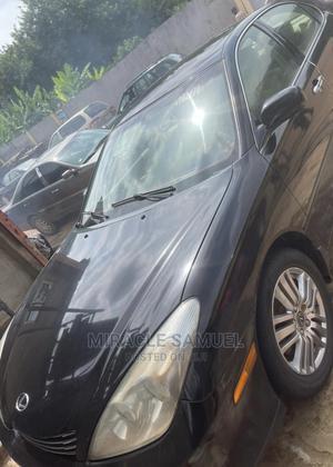 Lexus ES 2004 330 Sedan Black   Cars for sale in Oyo State, Egbeda