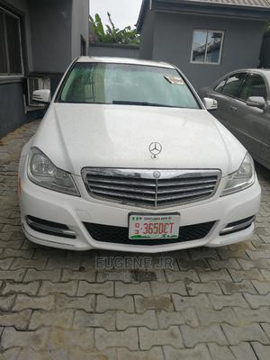 Mercedes-Benz C300 2013 White | Cars for sale in Lagos State, Lekki