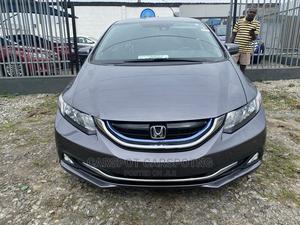 Honda Civic 2015 Gray | Cars for sale in Lagos State, Ikeja