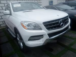 Mercedes-Benz M Class 2015 White | Cars for sale in Lagos State, Ogba