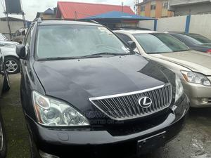 Lexus RX 2004 Black   Cars for sale in Lagos State, Ogba