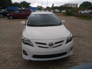 Toyota Corolla 2012 White | Cars for sale in Abuja (FCT) State, Central Business District